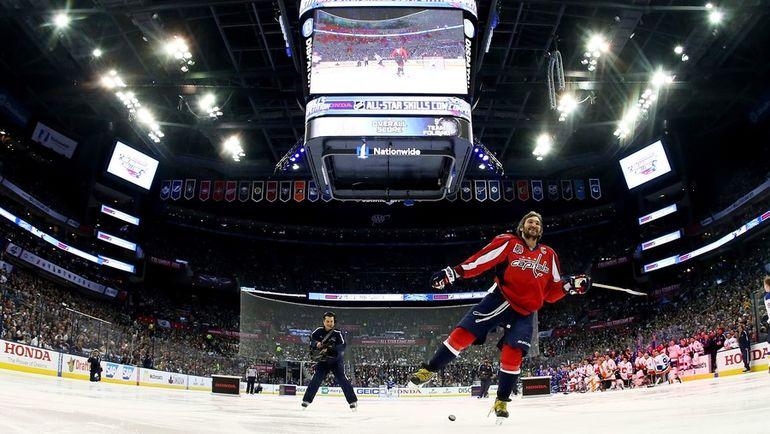 НХЛ - на старте. Фото AFP