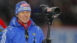 Тренер женской сборной России Валерий МЕДВЕДЦЕВ.