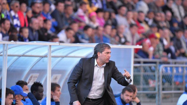 Роберт ЕВДОКИМОВ по-прежнему не может победить в РФПЛ. Фото vk.com/fcorenburg