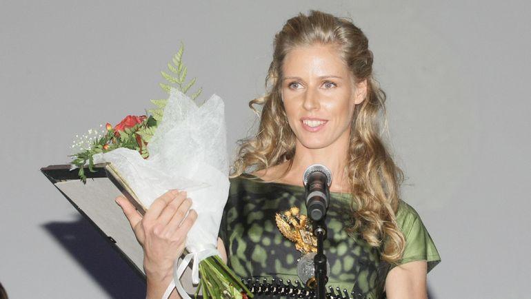Елена ДЕМЕНТЬЕВА. Фото Валентина МИРОНОВА