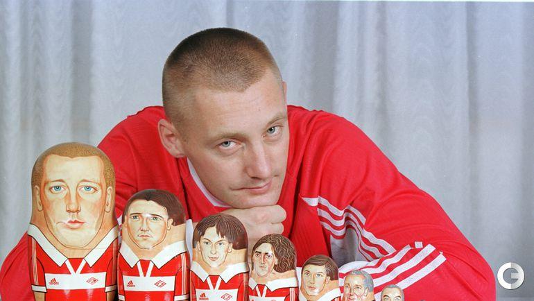 1999 год. Андрей ТИХОНОВ.