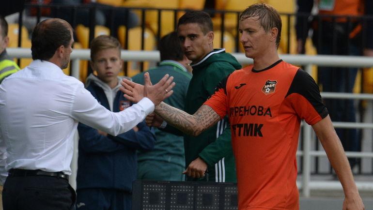Роман ПАВЛЮЧЕНКО (справа). Фото Донат Сорокин/ТАСС