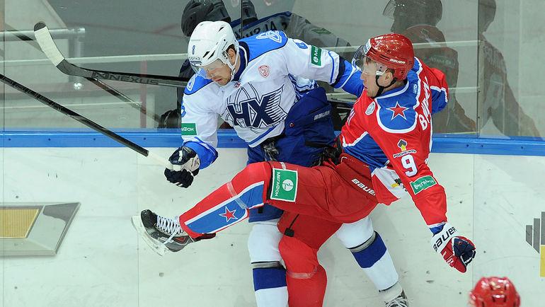 Станислав АЛЬШЕВСКИЙ (слева).