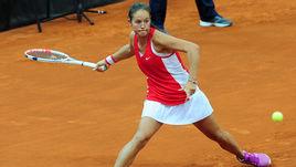 Дарья КАСАТКИНА хочет завершить сезон в первой тридцатке.