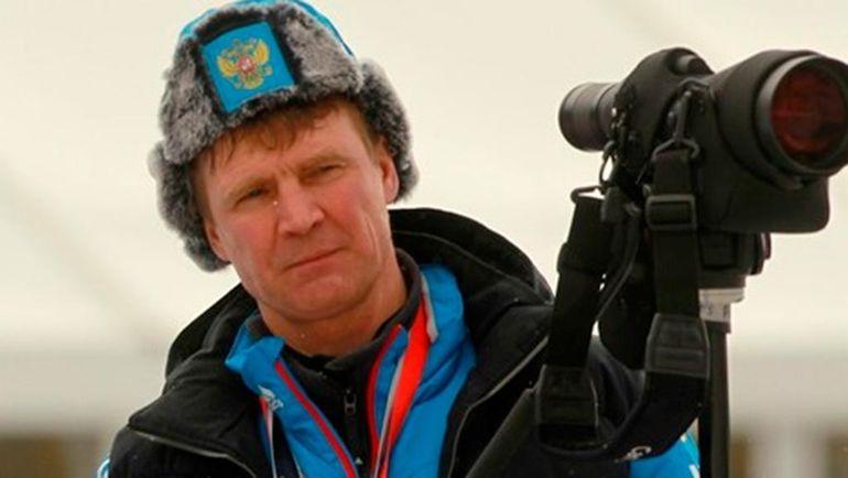 Андрей ПАДИН. Фото СБР