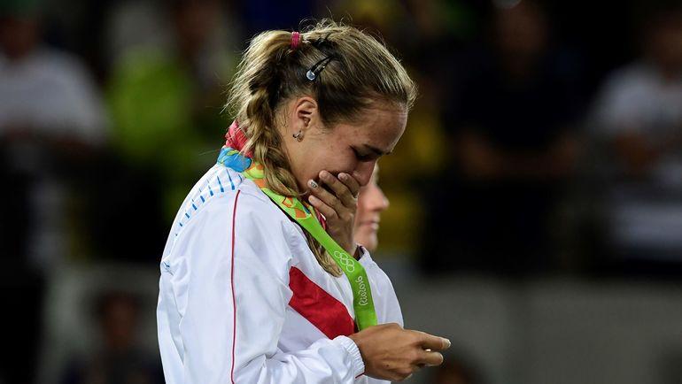 Олимпийская чемпионка Рио Моника ПУИГ. Фото AFP