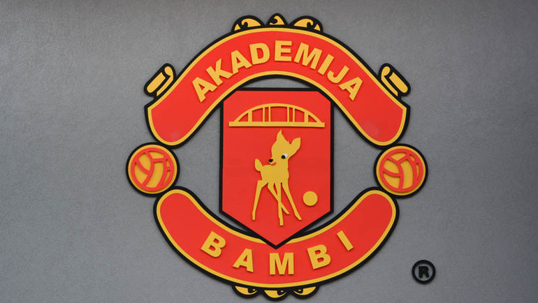 Логотип академии Зорана Тошича.