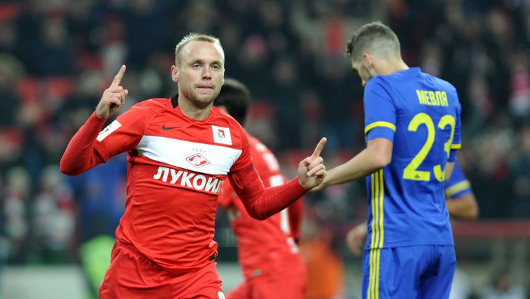 """Денис ГЛУШАКОВ (слева). Фото Алексей ИВАНОВ, """"СЭ"""""""