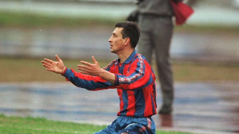 Дмитрий ХОМУХА. Фото Григорий ФИЛИППОВ.