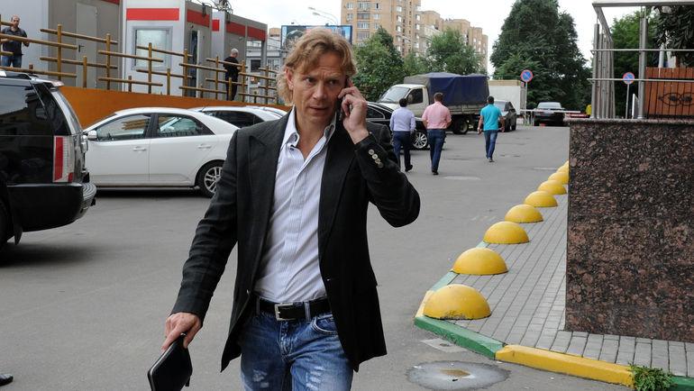 "Валерий КАРПИН. Фото Алексей ИВАНОВ, ""СЭ"""