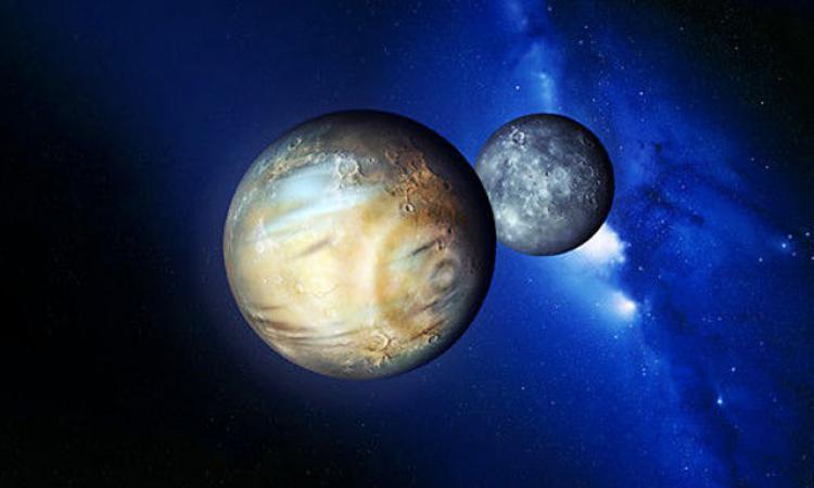 Плутон перестал считаться планетой. Фото Newstes.ru