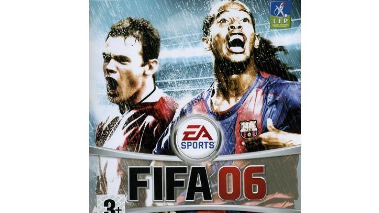 Обложка FIFA2006.