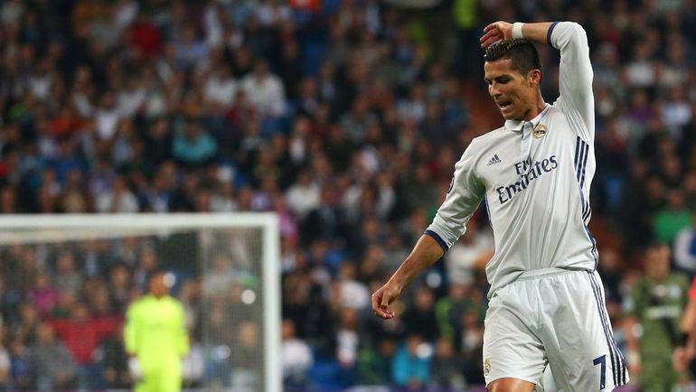 """Вторник. Мадрид. """"Реал"""" – """"Легия"""" – 5:1. КРИШТИАНУ РОНАЛДУ. Фото REUTERS"""