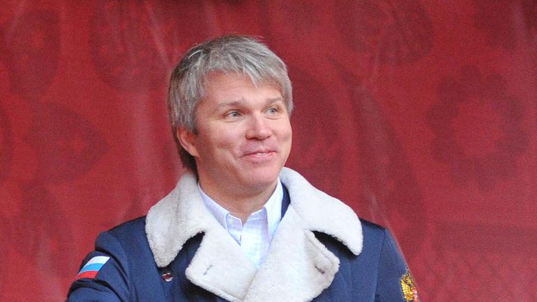 Павел КОЛОБКОВ. Фото Татьяна ДОРОГУТИНА