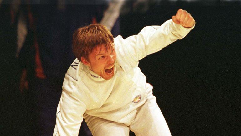 Павел КОЛОБКОВ - олимпийский чемпион-2000!