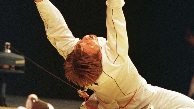 Павел КОЛОБКОВ - олимпийский чемпион-2000! Фото Андрей ГОЛОВАНОВ и Сергей КИВРИН