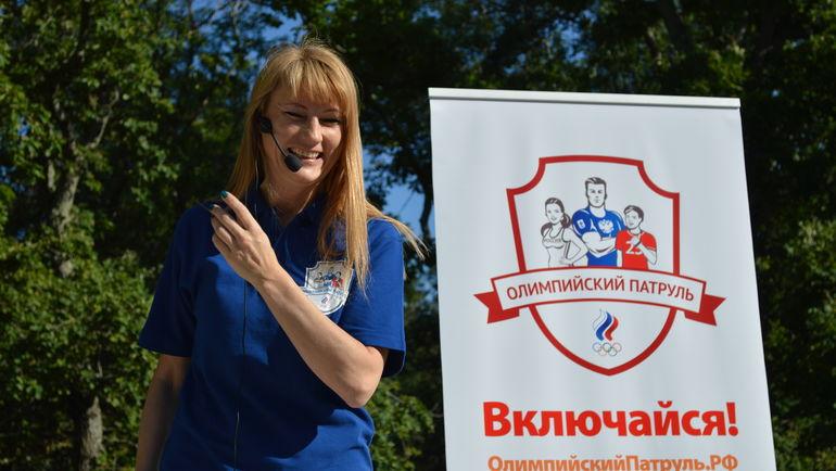 Светлана ЖУРОВА. Фото ОКР