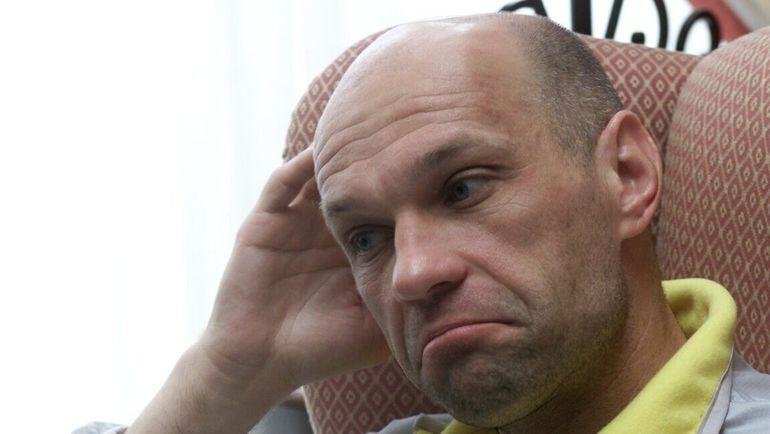 Валерий САРЫЧЕВ. Фото Григорий ФИЛИППОВ
