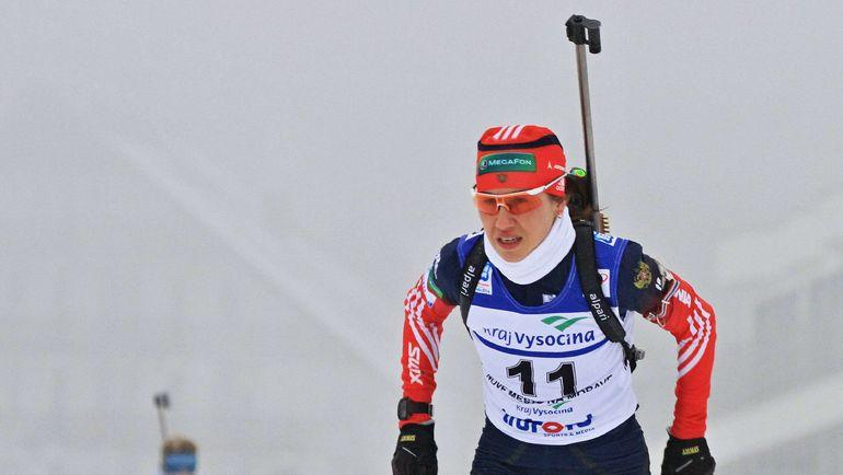 Дарья ВИРОЛАЙНЕН мечтает о личной медали Олимпийских игр. Фото AFP
