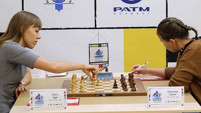 В Новосибирске подходит к экватору первенство России по шахматам. Фото Этери КУБЛАШВИЛИ