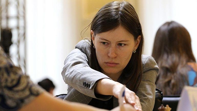 Наталья ПОГОНИНА. Фото Этери КУБЛАШВИЛИ