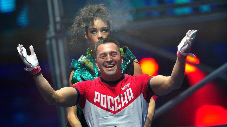 """Антон ГОЛОЦУЦКОВ. Фото Федор УСПЕНСКИЙ, """"СЭ"""""""