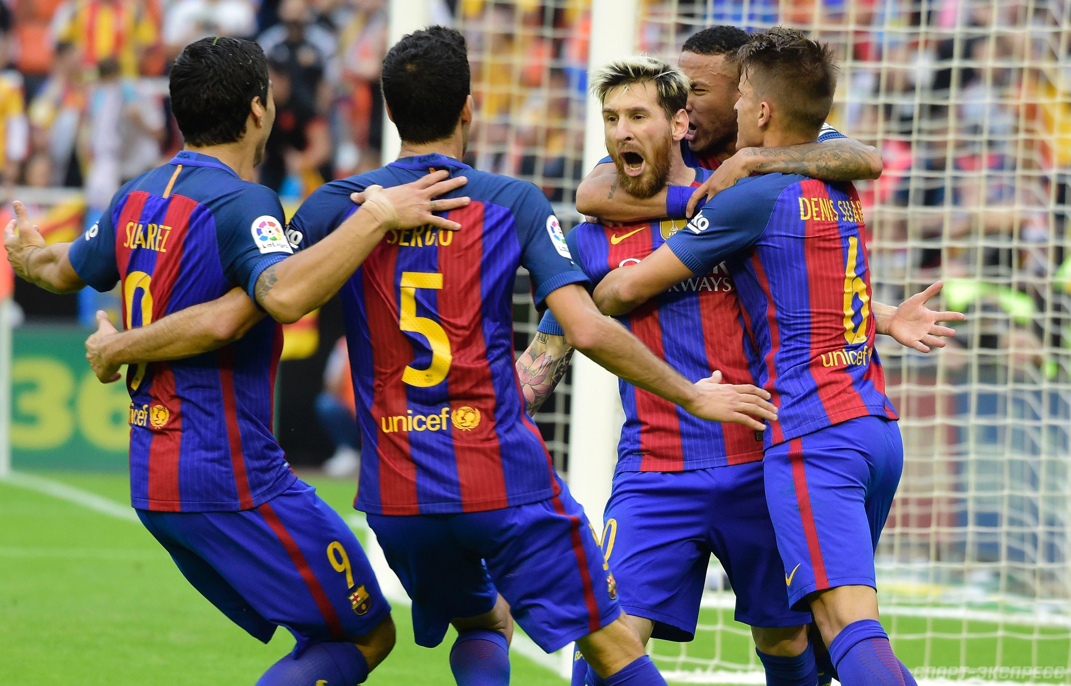 Барселона – Валенсия. Прогноз и трансляция матча Примеры