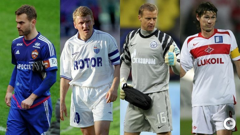 Игорь АКИНФЕЕВ, Валерий ЕСИПОВ, Вячеслав МАЛАФЕЕВ, Егор ТИТОВ.