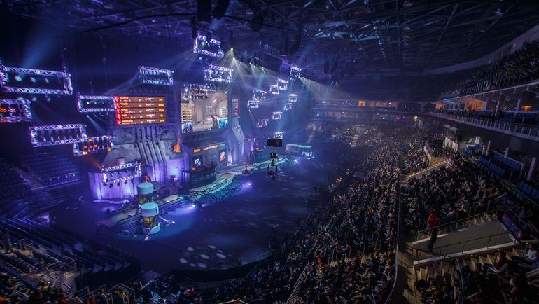 PICENTER: Moscow - первый крупный российский турнир по Counter Strike: Global Offensive. Фото media.epicenter.gg