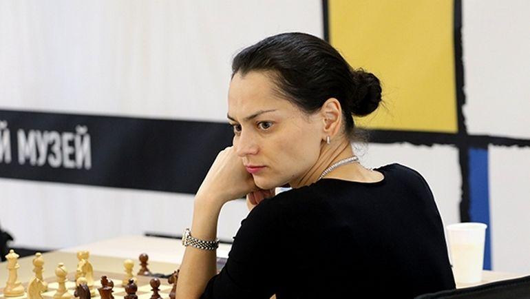 Александра КОСТЕНЮК.