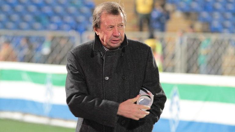 Юрий СЕМИН. Фото Игорь ГОРШКОВ
