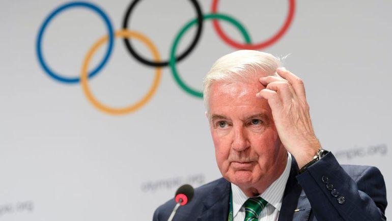 Глава ВАДА Крейг РИДИ. Фото AFP