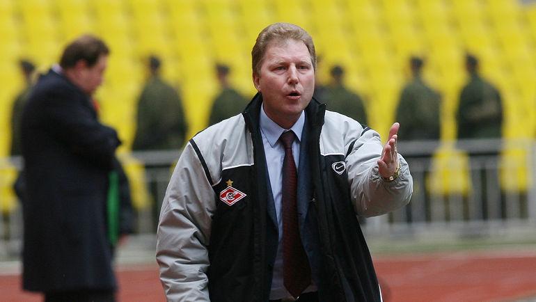 "Александр СТАРКОВ. Фото Александр ФЕДОРОВ, ""СЭ"""