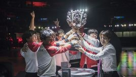 SK Telecom T1 - чемпион мира по League of Legends