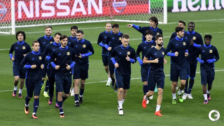 """Понедельник. Мадрид. Тренировка """"Ростова""""."""