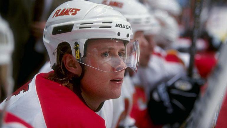 Валерий БУРЕ. Фото НХЛ