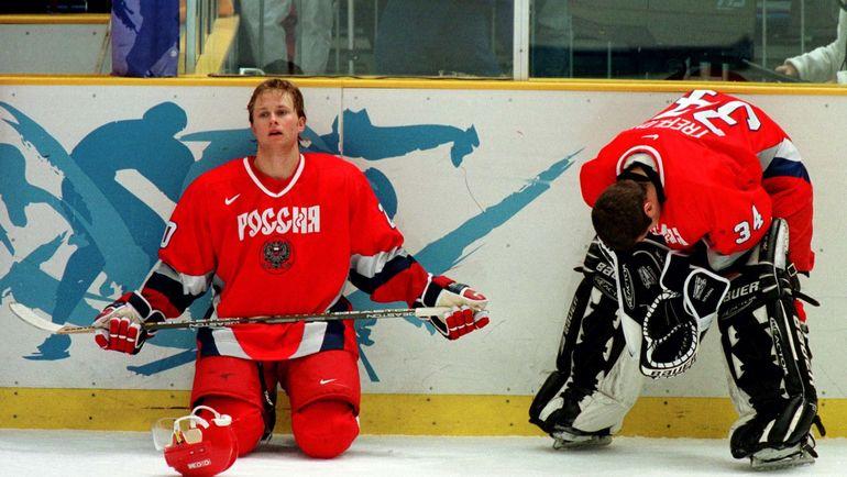 Валерий БУРЕ и Андрей ТРЕФИЛОВ. Фото REUTERS