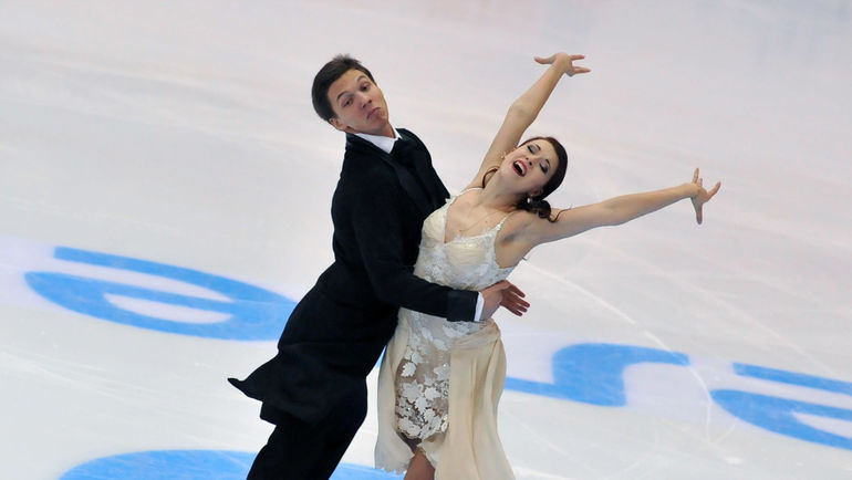 Дмитрий СОЛОВЬЕВ и Екатерина БОБРОВА. Фото Ксения НУРТДИНОВА