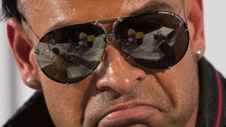Звезда рестлинга Тим ВИЗЕ. Фото AFP