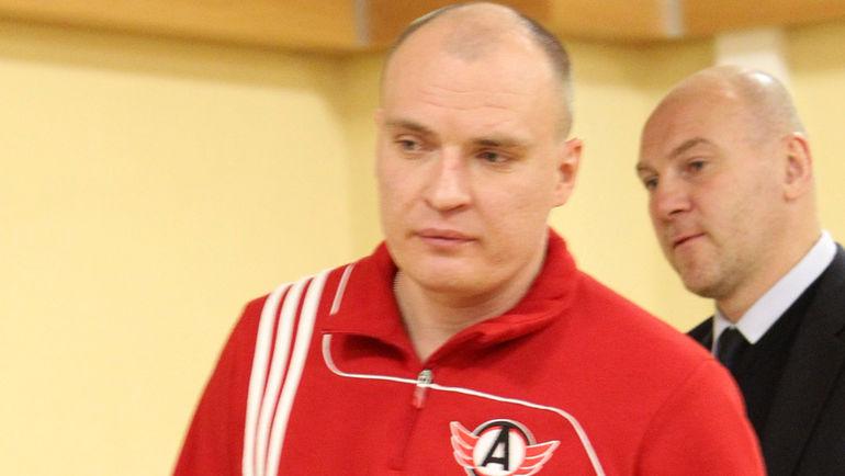 Андрей РАЗИН. Фото Игорь ЗОЛОТАРЕВ