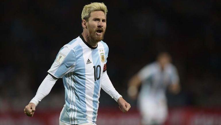 Принесет ли Лионель МЕССИ сборной Аргентины победу над Бразилией? Фото AFP