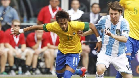 Месси против Бразилии: четыре поражения и один хет-трик