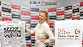 "Екатерина СКУДИНА в редакции ""СЭ""."
