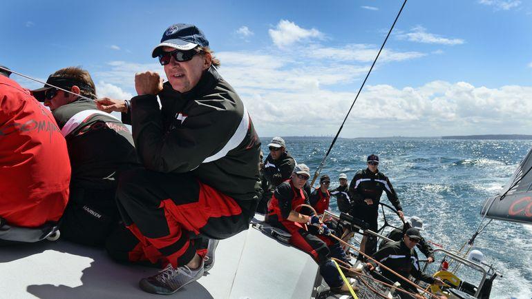 Знаменитый яхтсмен Кен РИД. Фото AFP