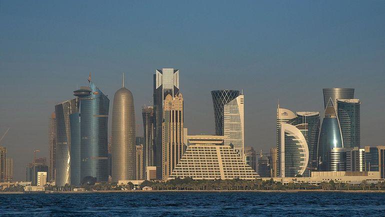 Вид на Доху. Фото REUTERS