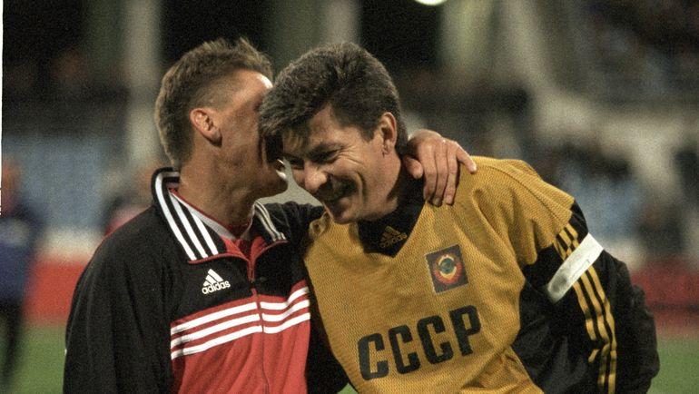 """Ринат ДАСАЕВ (справа). Фото """"СЭ"""""""