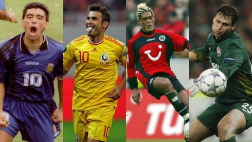 Пятерка тех, кому в футболе серьезно помешал допинг