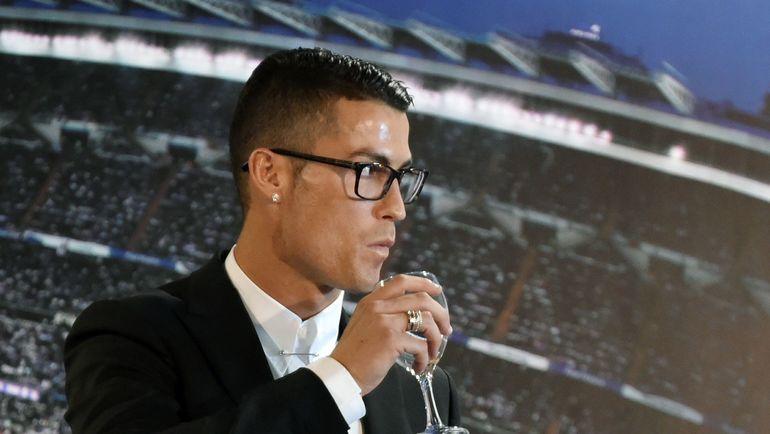 """КРИШТИАНУ РОНАЛДУ продлил контракт с """"Реалом"""" до 2021 года. Фото AFP"""