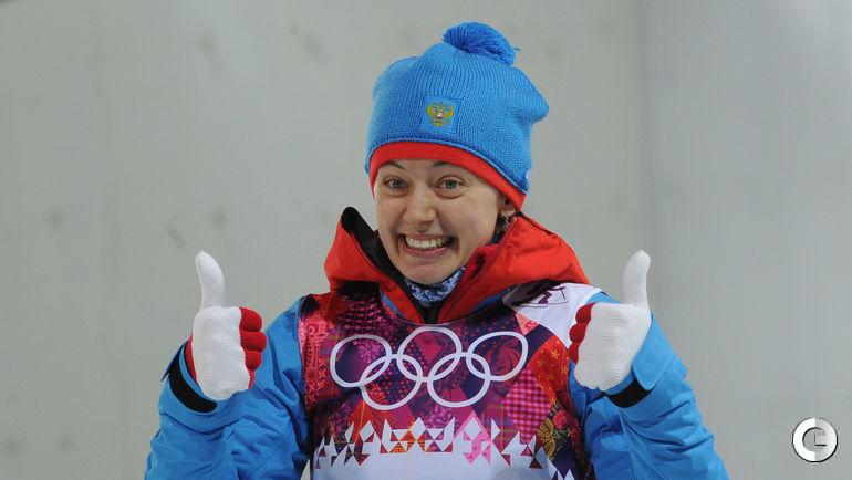 2014 год. Ольга ВИЛУХИНА.
