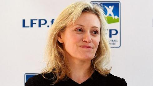 Французской лигой отныне руководит женщина
